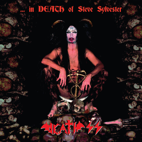 Death SS - ...In Death Of Steve Sylvester (LP) (COLOR)