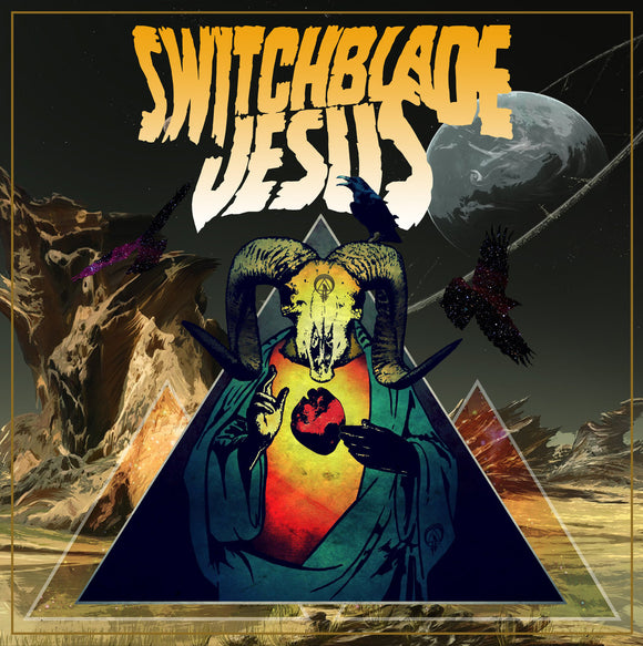 Switchblade Jesus - Self Titled (CD)