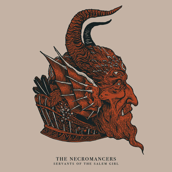 Necromancers, The - Servants Of The Salem Girl (LP)