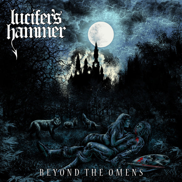 Lucifer's Hammer - Beyond The Omens (CD)