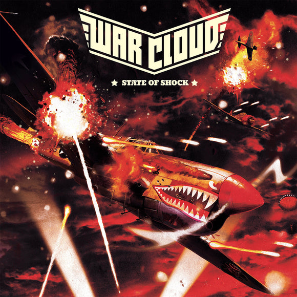 War Cloud - State Of Shock (CD)