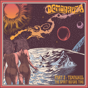 Demonauta - Part 2: Temaukel, The Spirit Before Time (CD)