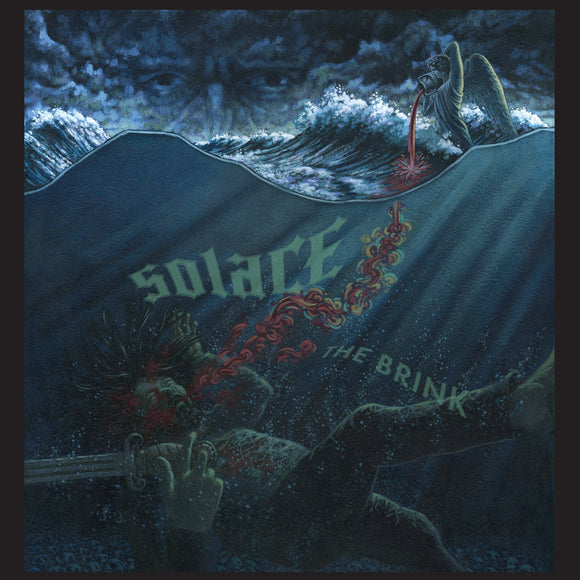 Solace - The Bring (LP) (2LP) (TRANSPARENT BLUE)