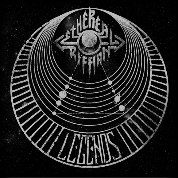 Ethereal Riffian - Legends (CD)