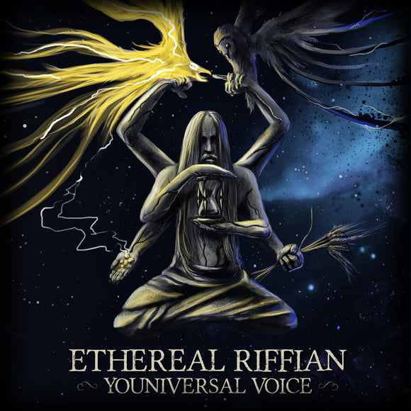 Ethereal Riffian - Youniversal Voice (CD) (CDr)