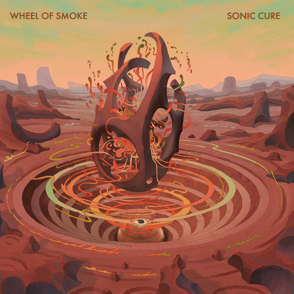 Wheel Of Smoke - Sonic Cure (CD)