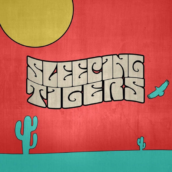 Sleeping Tigers - Ancient Request / Railroads (7 INCH) (YELLOW)