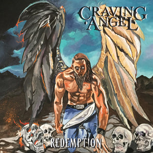 Craving Angel - Redemption (CD)