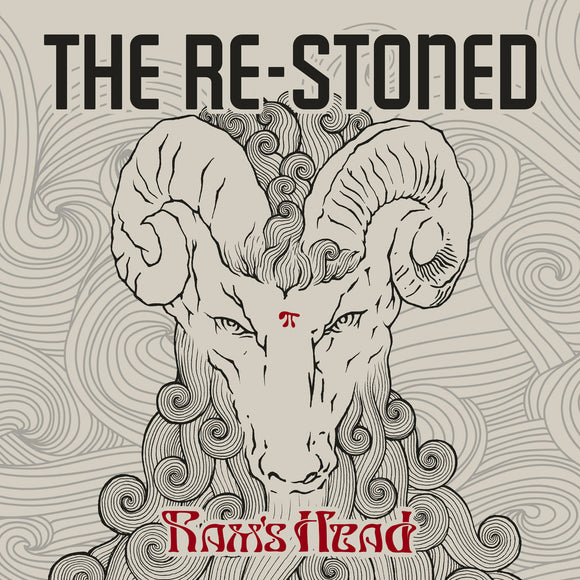 Re-Stoned, The - Ram's Head (CD)