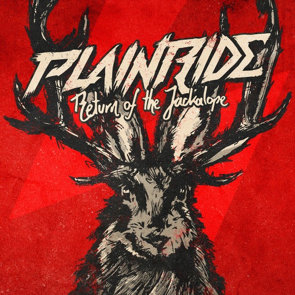 Plainride - Return Of The Jackalope (CD)