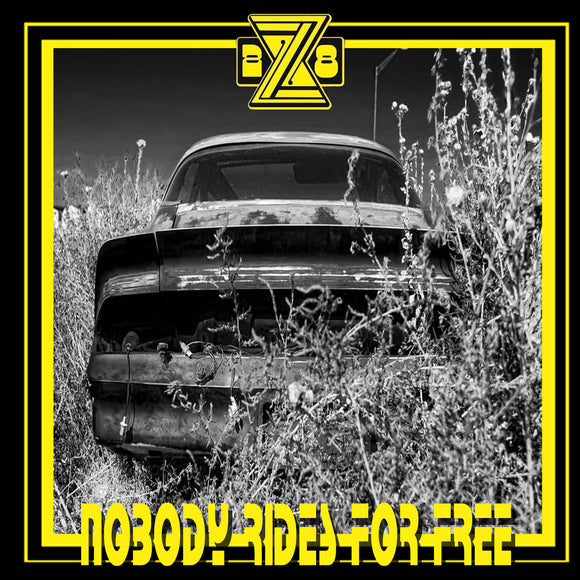Z28 - Nobody Rides For Free (CD)