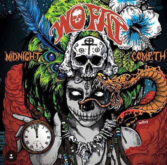 Wo Fat - Midnight Cometh (CD)