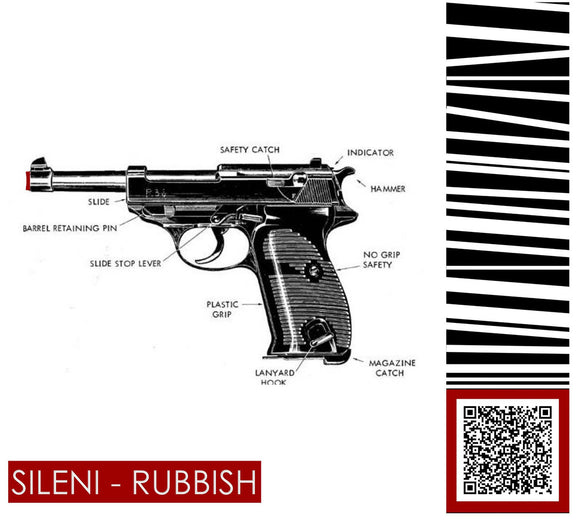 I Sileni - Rubbish (CD)