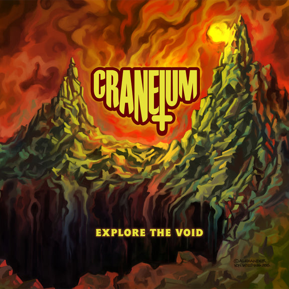 Craneium - Explore The Void (LP)