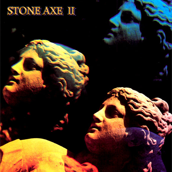 Stone Axe - II (CD)