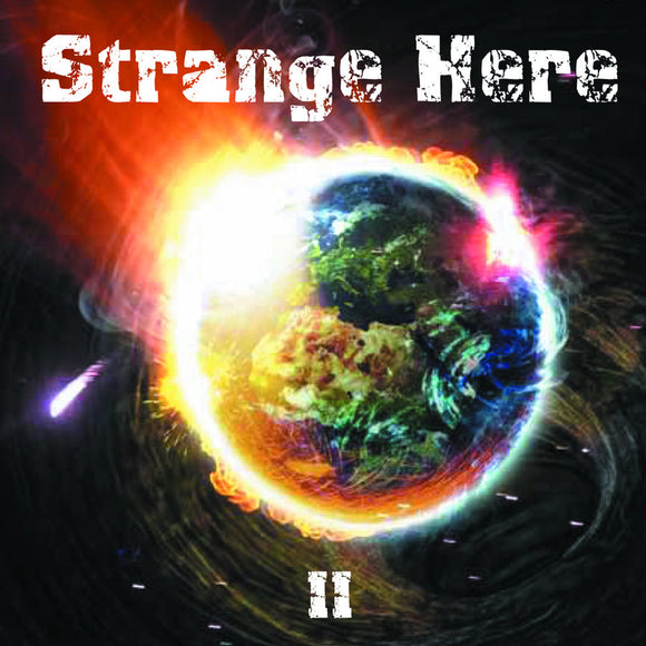 Strange Here - II (CD)