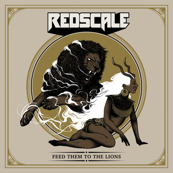 Redscale - Feed Them To The Lions (LP)
