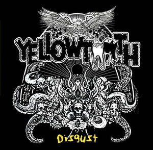 Yellowtooth - Disgust (CD)