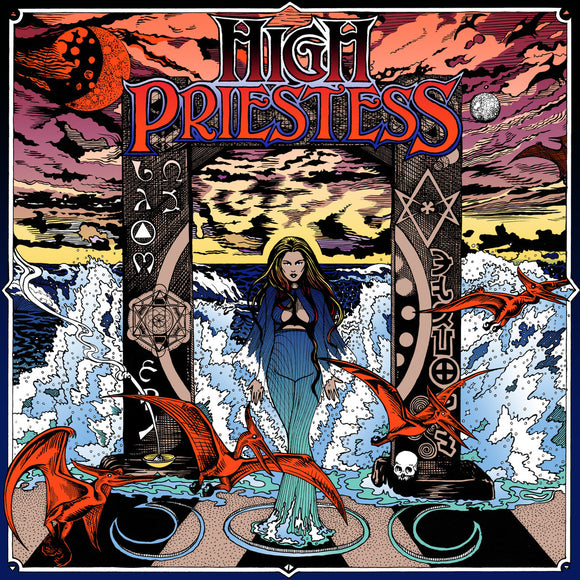 High Priestess - Self Titled (LP)