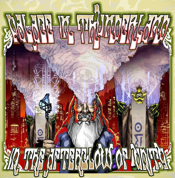 Palace In Thunderland - In The Afterglow Of Unity (CD)