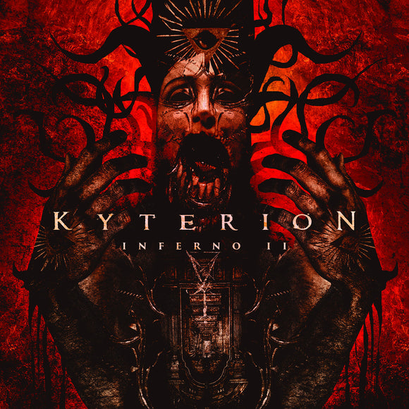 Kyterion - Inferno II (LP)