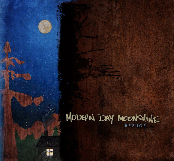 Modern Day Moonshine - Refuge (CD)