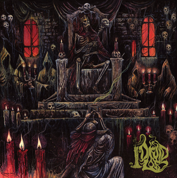 Druid Lord - Grotesque Offerings (LP) (2LP)