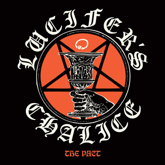 Lucifer's Chalice - The Pact (CD)