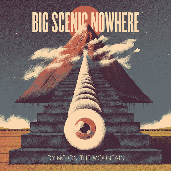 Big Scenic Nowhere - Dying On The Mountain (CD)