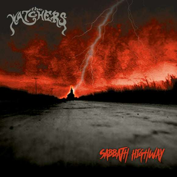 Watchers, The - Sabbath Highway EP (LP) (EP)