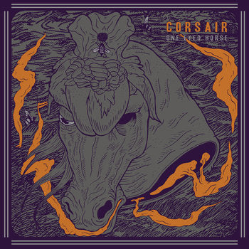 Corsair - One Eyed Horse (CD)
