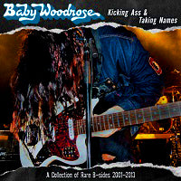 Baby Woodrose - Kicking Ass and Taking Names (IMPORT) (CD) Cover Art
