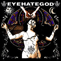 Eyehategod - Self Titled (CD) Cover Art