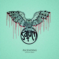 Saturn - Ascending (Live in Space) (IMPORT) (CD) Cover Art