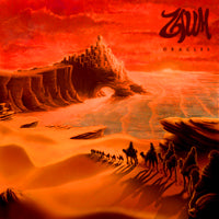 Zaum - Oracles (IMPORT) (CD) Cover Art