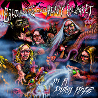 Earthless Meets Heavy Blanket - In a Dutch Haze (White Lightning) (2LP) Cover Art
