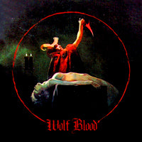 Wolf Blood - Self Titled (Red) (IMPORT) (LP) Cover Art