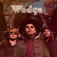 Wedge - Self Titled (IMPORT) (LP) Cover Art