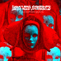 Heavy Water Experiments - Philosopher Queen (IMPORT) (CD) Cover Art