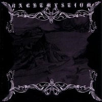 Nachtmystium - Self Titled (CD) Cover Art