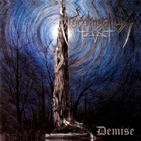 Nachtmystium - Demise (CD) Cover Art
