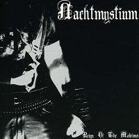 Nachtmystium - Reign of the Malicious (CD) Cover Art