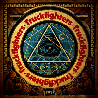 Truckfighters - Universe (Clear) (IMPORT) (LP) Cover Art