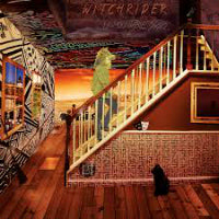 Witchrider - Unmountable Stairs (IMPORT) (LP) Cover Art