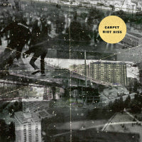 Carpet - Riot Kiss (IMPORT) (7 inch) Cover Art