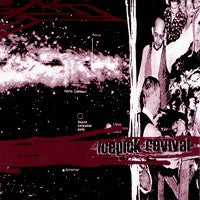 Icepick Revival - Distress Signal (CD EP) Cover Art