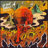 We Hunt Buffalo - Living Ghosts (IMPORT) (CD) Cover Art