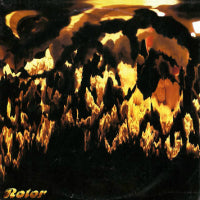 Rotor - Self Titled (Re-issue) (IMPORT) (LP) Cover Art