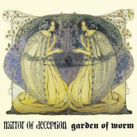 Mirror of Deception/Garden of Worm - Split LP (IMPORT) (LP) Cover Art