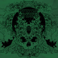My Home on Trees - How I Reached Home (Dark Green) (IMPORT) (LP) Cover Art